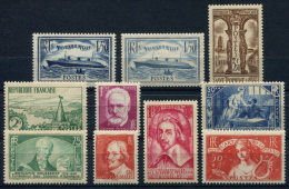 PROMOTION EXCEPTIONNELLE France Année Complète 1935 NEUF ** LUXE - Unused Stamps
