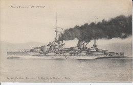 Marine Française PROVENCE - D19 229 - Guerra