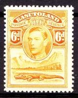 Basutoland, 1938, SG 24, Mint Hinged - Basutoland (1933-1966)