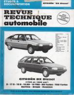 Revue Technique Automobile Citroën BX Diesel - Auto
