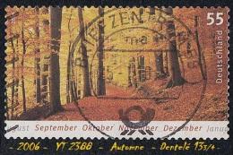 2006 - Europe - Allemagne - ' Timbre De Message ' 55 C . L' Automne - - BRD
