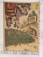 Chromo Publicité Sujet à Découper, Illustrateur Edouard Bernard, Crème Eclipse Cirage Vendanges Raisin - Advertising