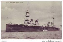 """Croiseur Cuirassé - """"L AMIRAL AUBE"""" - D22 - Guerra"""