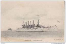 WASHINGTON - Croiseur Américain - D22 - Guerra