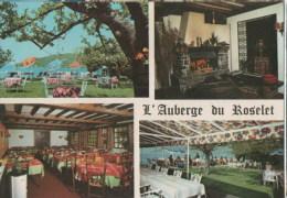 DUINGT - L'Auberge Du Roselet - Hôtel Restaurant - Multivues - Duingt