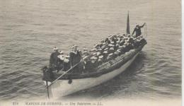 MARINE DE GUERRE - (animé) Une Baleinière - D16 100001 - Guerra