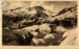 Gelmersee Mit Ritzlihorn - BE Berne