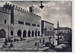 RIMINI - Il Municipio - Palazzo Dell´ Arengo - Rimini