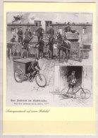 Ladungsaustausch Auf Einem Bahnhof ( HMP 187 - 30 ) - Post & Briefboten