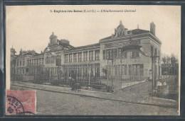- CPA 95 - Enghien-les-Bains, L´Etablissement Thermal - Enghien Les Bains