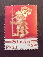 Peru / 2002 / Mi 1817 / Used - Peru