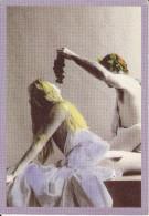 CPSM PHOTO EROTIQUE 22 S MARCOMBE FAUNE BACCHUS  FEMME A MOITIE NUE - Fotografia