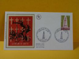 FDC - La Colline De Notre Dame De Lorette - 62 Ablain St Nazaire - 6.5.1978 - 1er Jour - FDC