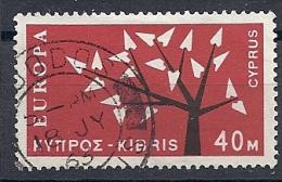 140011596  CHIPRE  YVERT    Nº  208 - Gebraucht