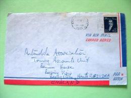 USA 1981 Cover San Rafael To England - Thomas Paine - Etats-Unis