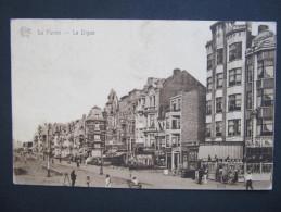 AK DE PANNE La Panne Digue Ca.1925///  D*11365 - De Panne