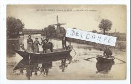 CPA - Saint Omer - (Venise Du Nord ) - Marais à Clairmarais - Saint Omer