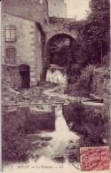 63 - PUY DE DÔME - Royat - La Tiretaine - Carte Animée - - Royat