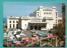 64 - BIARRITZ  Casino Municipale  Parking Voitures   édit Elcé  .non  écrite - Biarritz