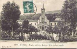Algérie - ALGER - Hôpital Militaire Du Dey - Allée De La Chapelle - Algiers