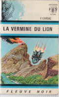 FLEUVE NOIR ANTICIPATION N° 310 LA VERMINE DU LION. FRANCIS CARSAC. E.O. Voir Description. - Fleuve Noir