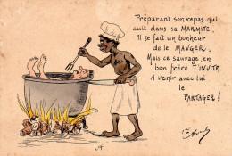- Petite Carte, 1er Avril, Illustrateur L.G. - 386 - Non Classés