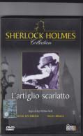 """DVD Sherlock Holmes """"Il Mistero Del Carillon"""" Nuovo Da Edicola - Policiers"""