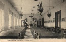 BELGIQUE - FLANDRE ORIENTALE - ZWALM - BEIRLEGEM - Pensionnat - Salle D'Etude. - Zwalm