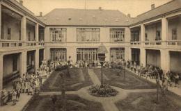 BELGIQUE - ANVERS - KALMTHOUT - Diesterweg's Schoolkolonie Te Heide - Binnenkoer. - Kalmthout