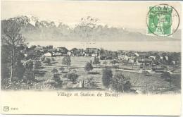 Village Et Station De Blonay - VD Vaud