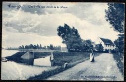 Maaseik - Maeseyck -  Une Villa Aux Bords De La Meuse - Een Villa Aan De Maas. - Maaseik