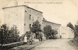 61*     BOFFRES   -   PROPRIETE DE MONTCHAL - France
