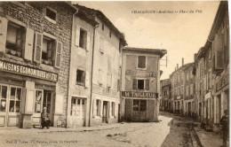 61*     CHALENCON            -     PLACE  DU  PLOT - France