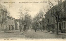 61*    BOURG ST ANDEOL      -   BOULEVARD  ST  DENIS - Bourg-Saint-Andéol