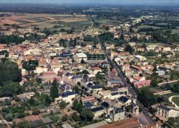 Coulonges-sur-l'Autize..belle Vue Aérienne Du Village - Coulonges-sur-l'Autize