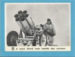 WWII ORIGINAL NAZI PROPAGANDA ( Portuguese ) - See Description & Scans - War 1939-45