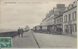 Saint Malo Tramway  Station - Saint Malo