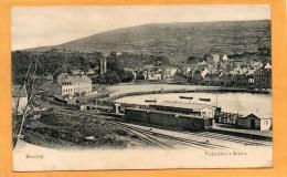 Bantry Railroad Station Co Cork Ireland1905 Postcard - Cork