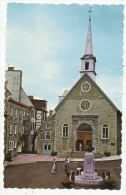 Church Notre-Dame-des-Victoires, Quebec - Quebec