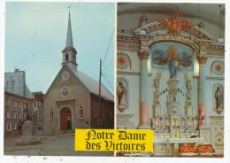 L´Eglise Notre-Dame-des-Victoires, Quebec - Quebec