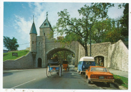 Quebec, Saint Louis Gate - Quebec
