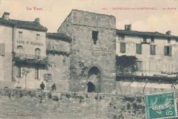 81.CASTELNAU DE MONTMIRAIL LA PORTE - Castelnau De Montmirail