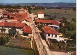 Beaupont..belle Vue Aérienne Du Village - Autres Communes