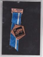 Médaille Suisse Saurer 1977 - Militaria
