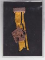 Médaille Suisse Saurer 1976 - Militaria