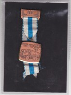 Médaille Suisse Saurer 1991 - Militaria