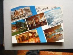Switzerland -LAAX - Hotel  Vallarosa   D115183 - Ohne Zuordnung