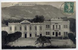 Alg�rie--L'ARBA--1910--Mairie et Justice de Paix  n�6  �d B.Berthier