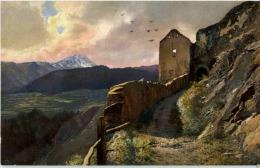 Schloss Tarasp - GR Graubünden