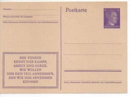 Aak2373/ Deutsches Reich Ganzsache Nr. P 312a/ 08 Ungebraucht/ * - Germany
